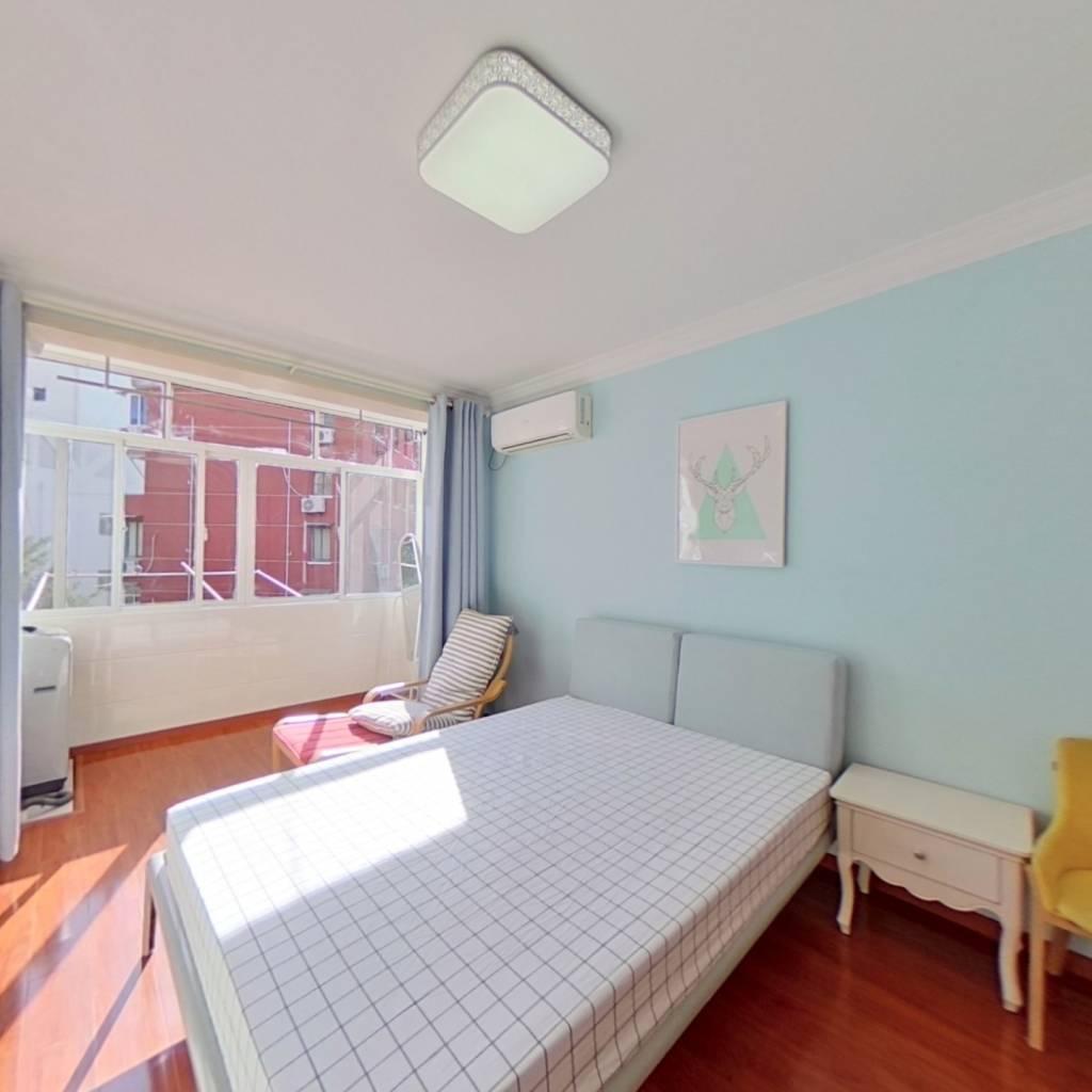 整租·田林十三村 1室1厅 南卧室图