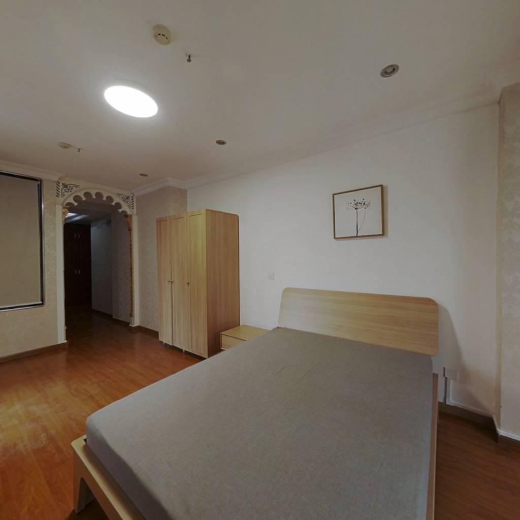 整租·领尚国际酒店公寓 1室1厅 南北卧室图