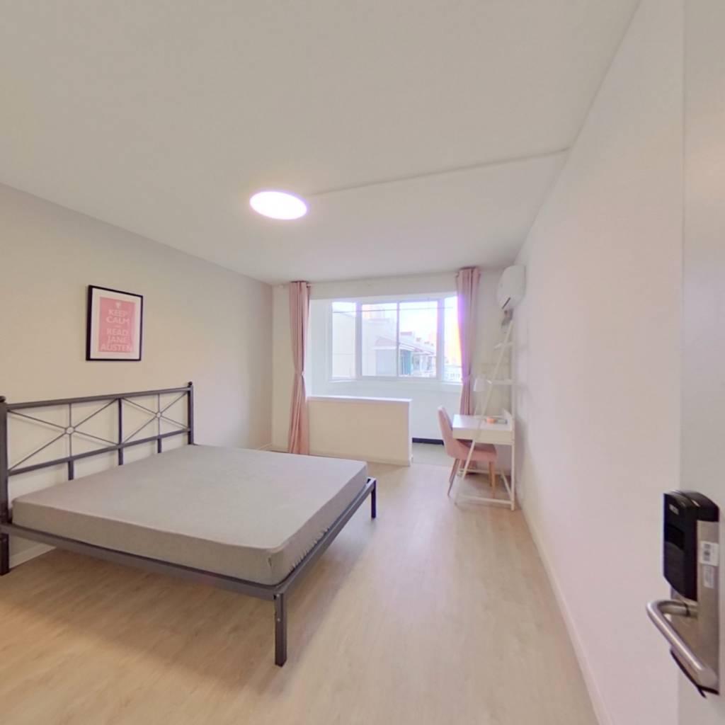 合租·西凌新邨 3室1厅 东卧室图