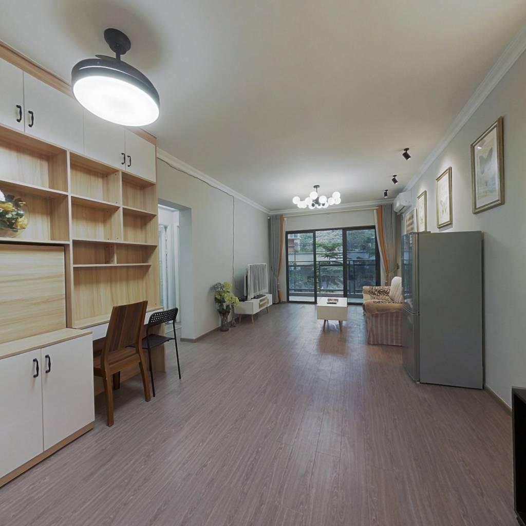 整租·塘朗城广场东区 2室1厅 南卧室图