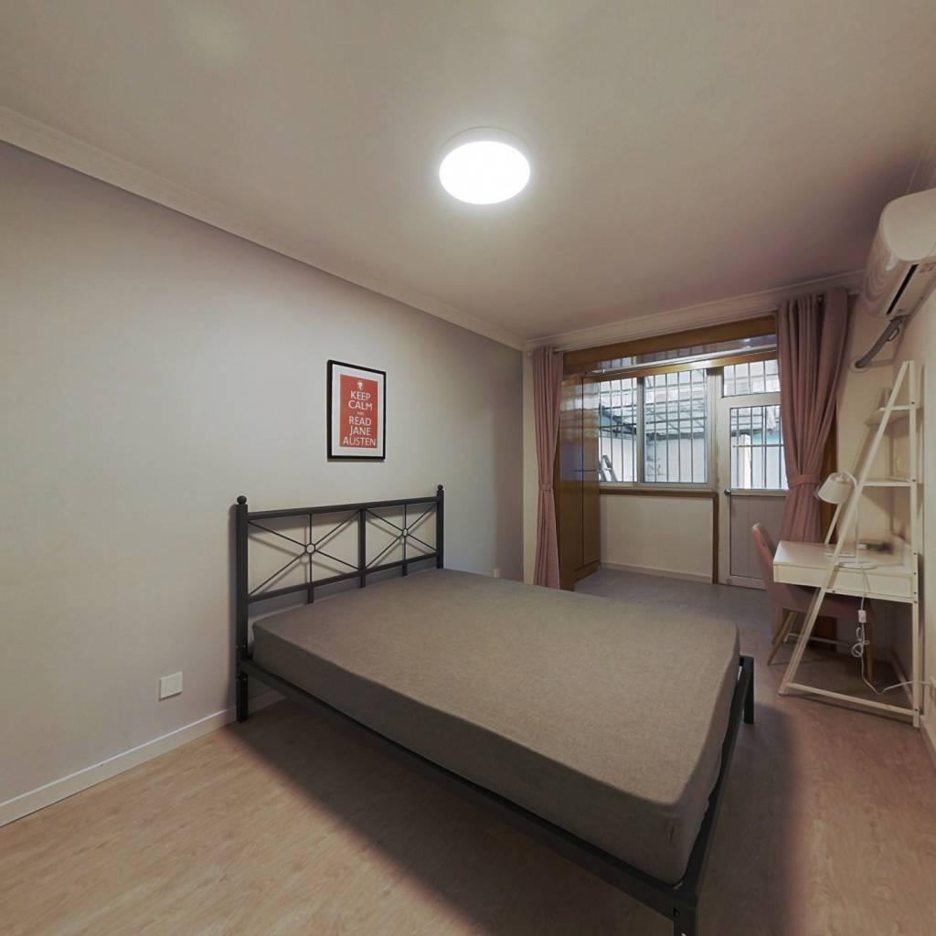 合租·齐八小区 3室1厅 北卧室图