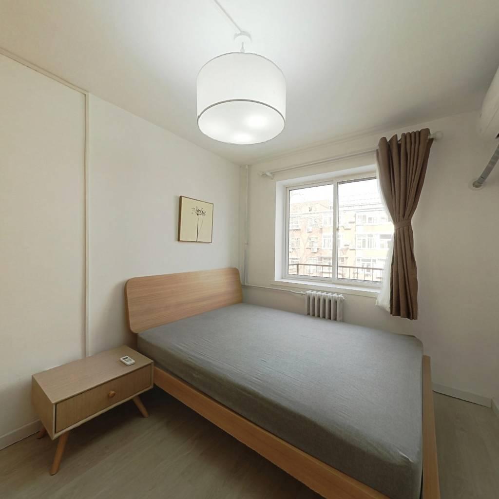 整租·新兴中巷 2室1厅 南北卧室图