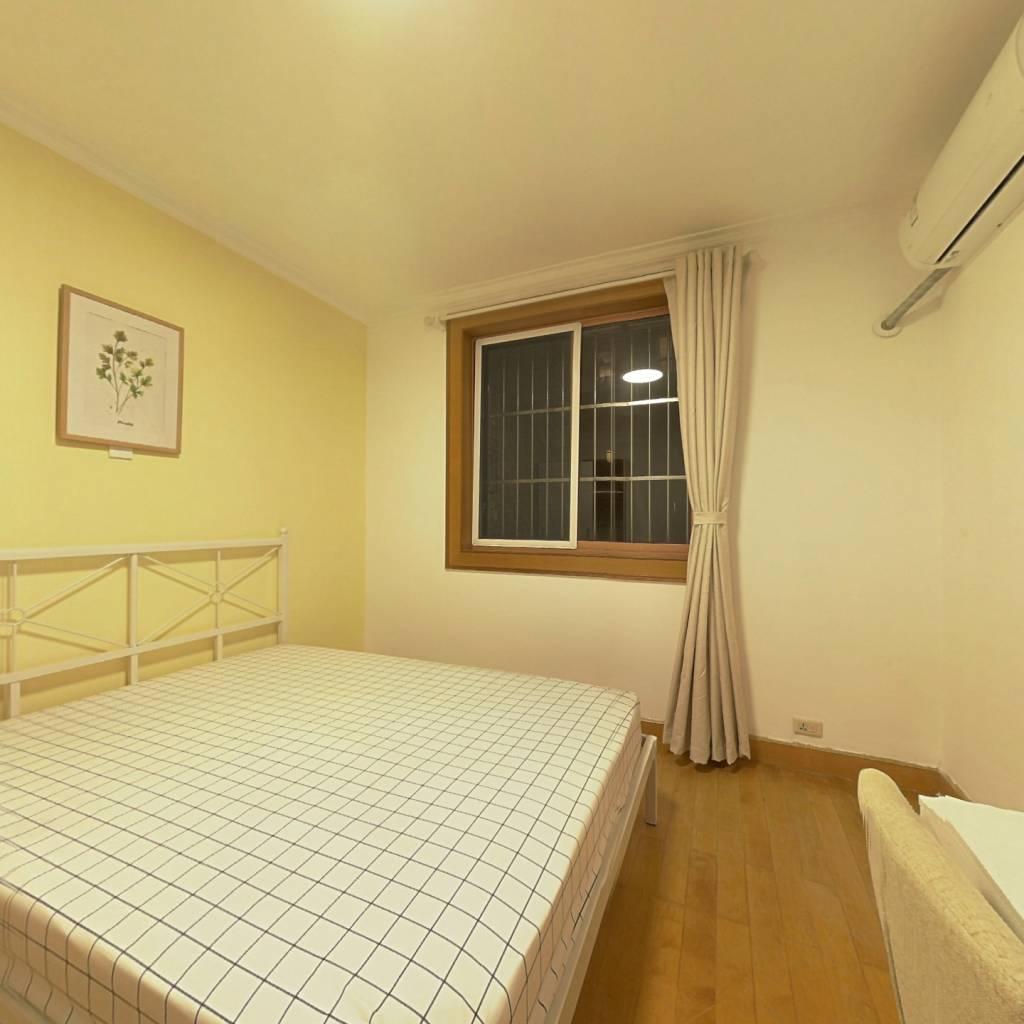 合租·祥和家园 3室1厅 南卧室图