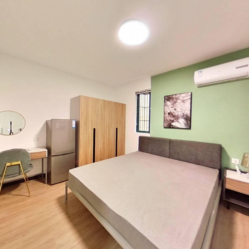 整租·金家巷西弄 1室1厅 南卧室图
