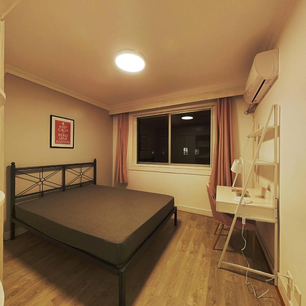 合租·茂盛城市花园 3室1厅 南卧室图