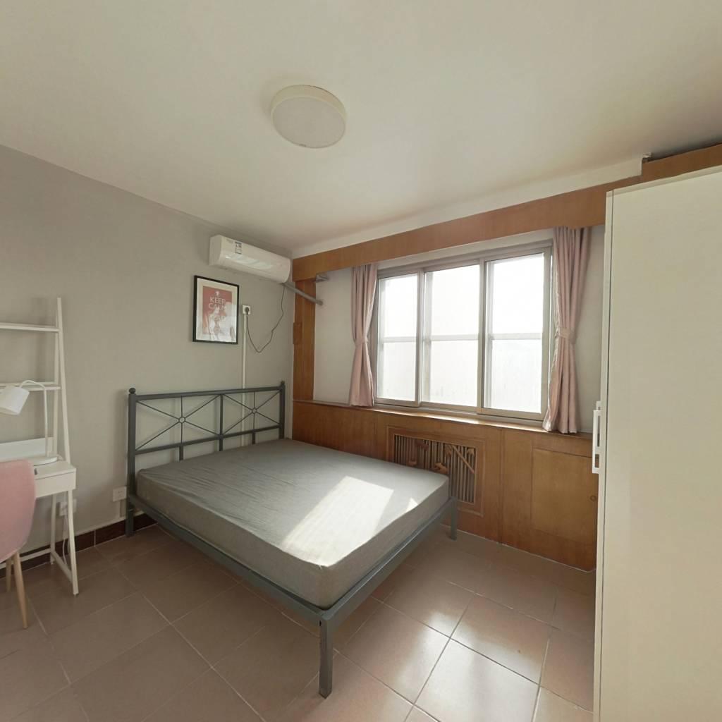 合租·西辛北区 3室1厅 南卧室图