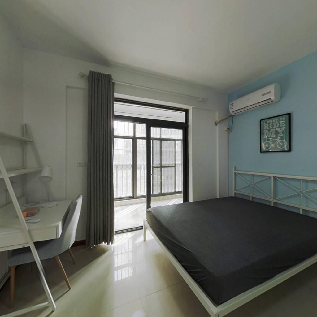 合租·塔子湖兴隆苑 3室1厅 南卧室图