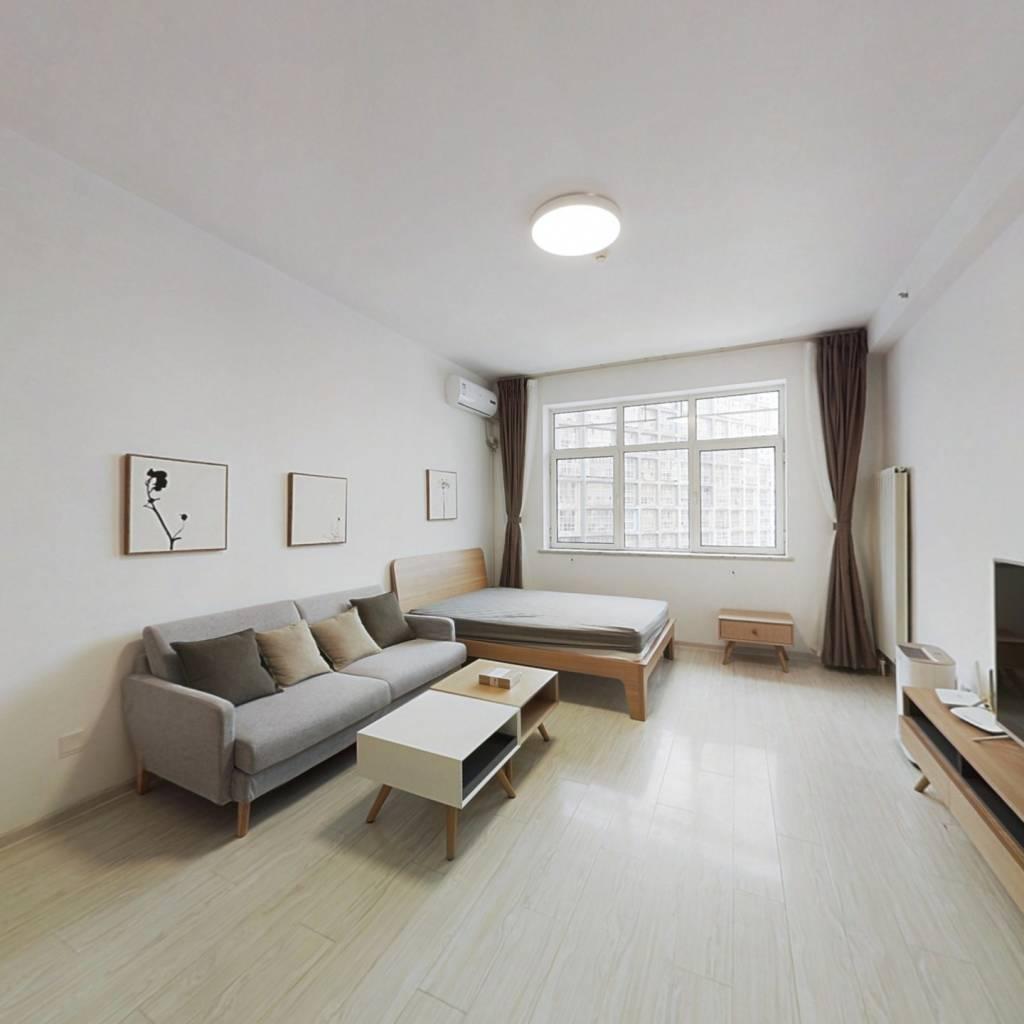 整租·北京像素南区 1室1厅 东北卧室图
