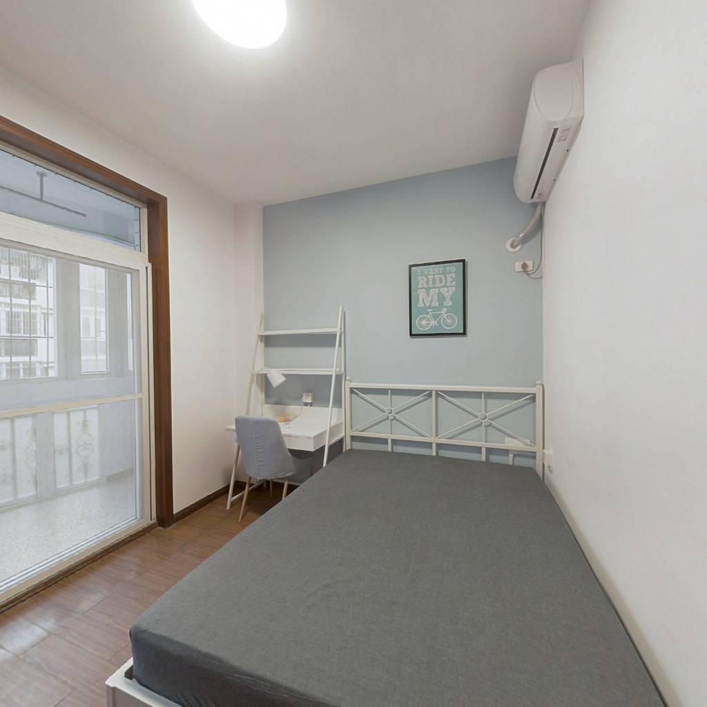 合租·红鑫佳园 3室1厅 西卧室图