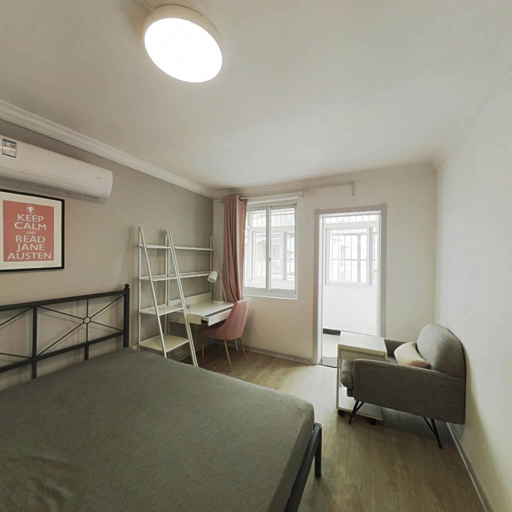 合租·武夷路 3室1厅 东卧室图