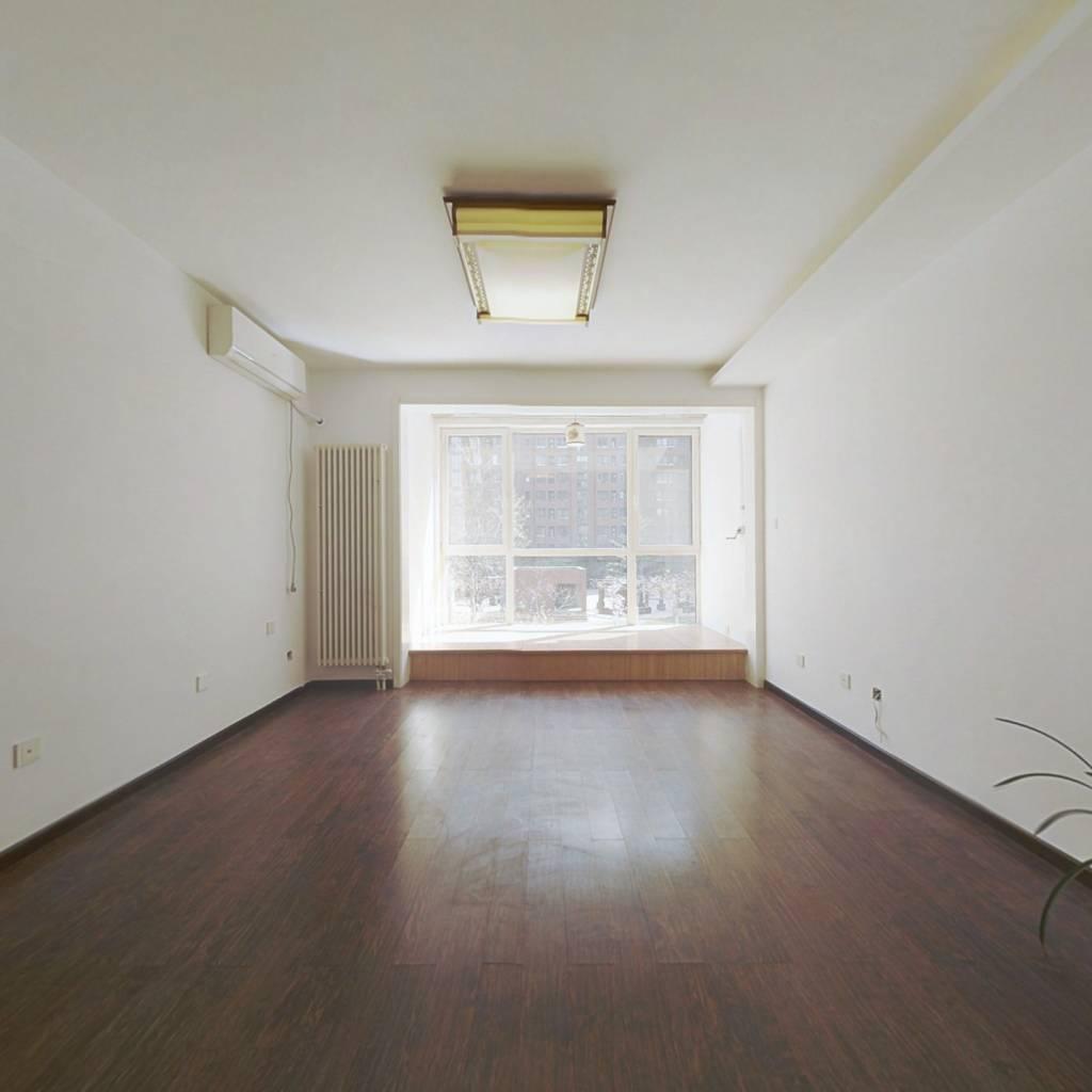 紫金长安东西通透紧凑型两居,业主诚信出售!