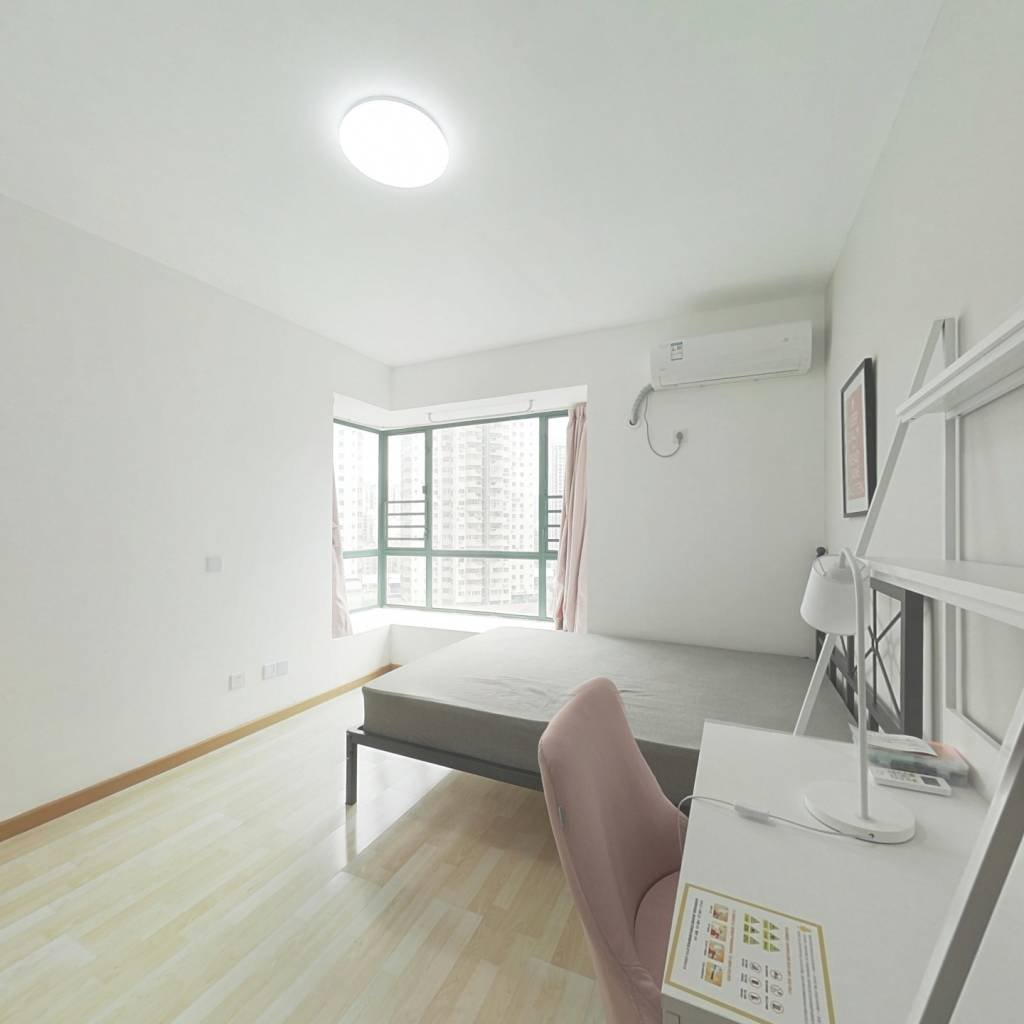 合租·康达尔花园四期 4室1厅 南卧室图