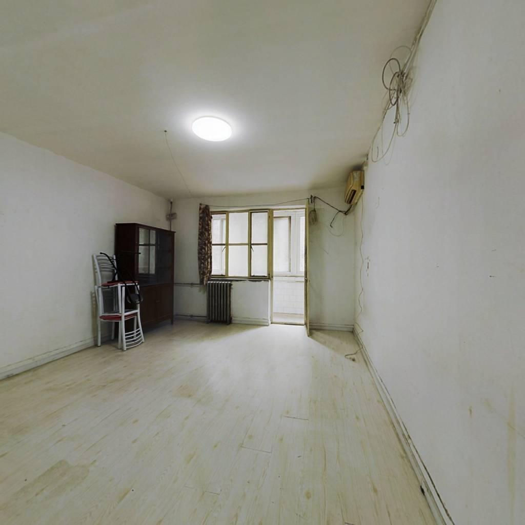 大乘巷南北通透两居室 中低楼层 小区安静 采光好 !