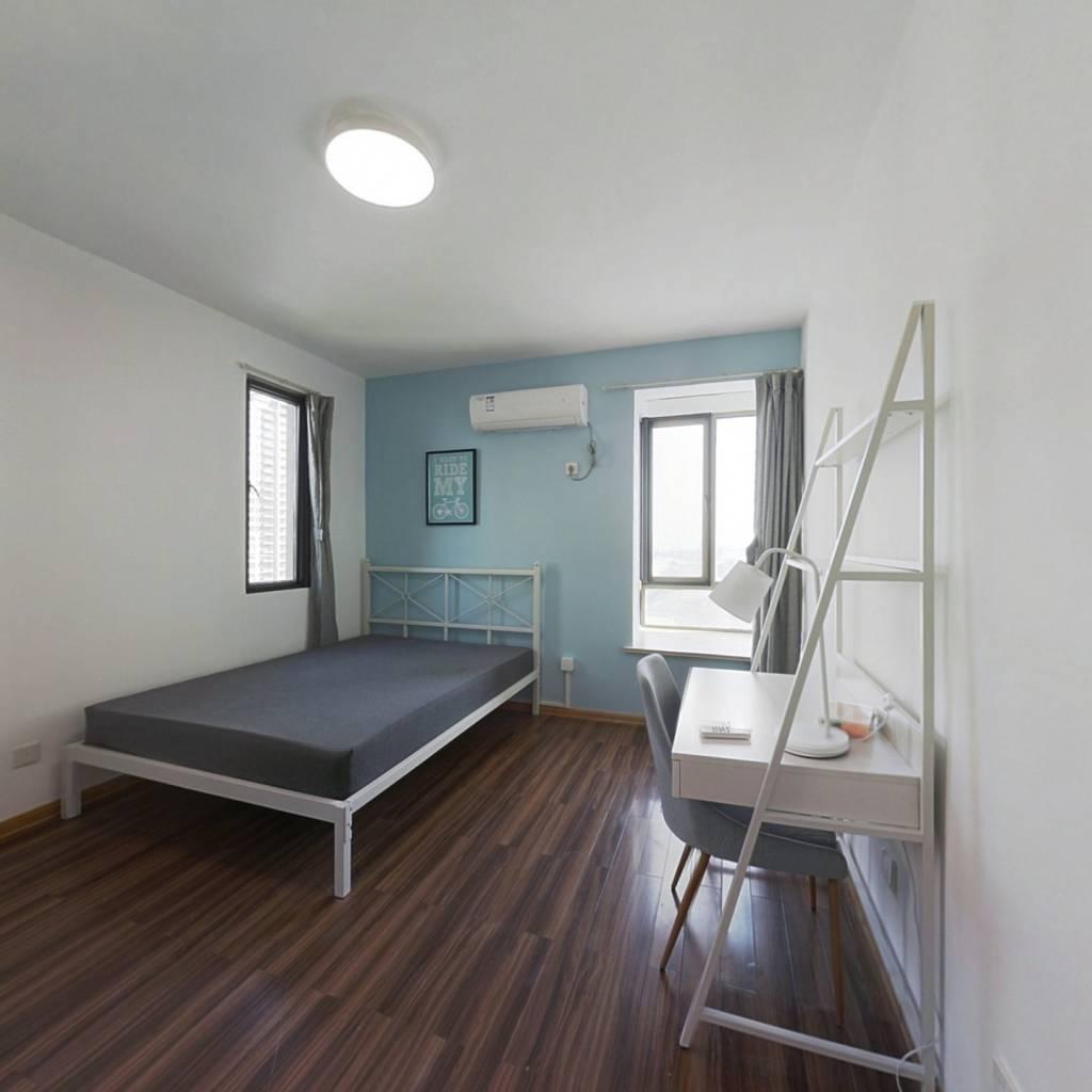 合租·中电颐和家园尚玄 4室1厅 东卧室图