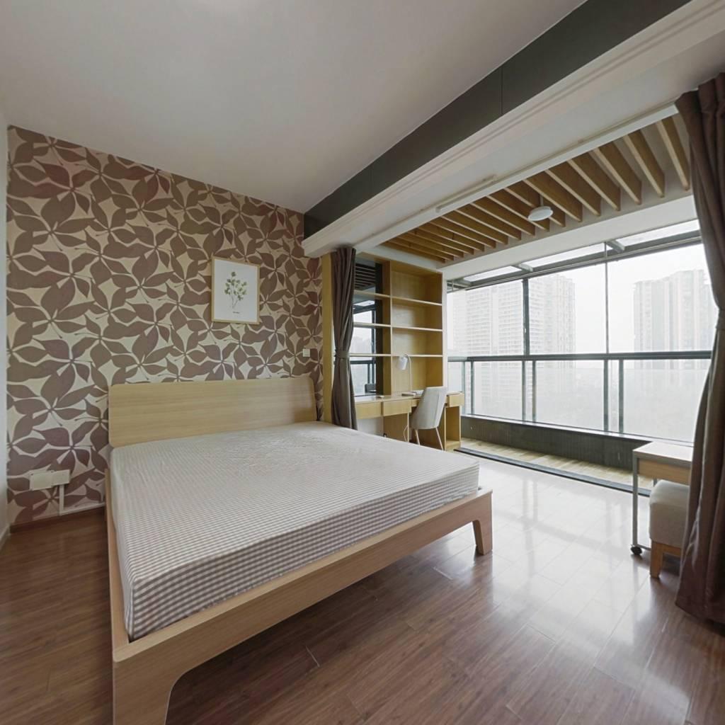 合租·世纪金沙 3室1厅 东卧室图