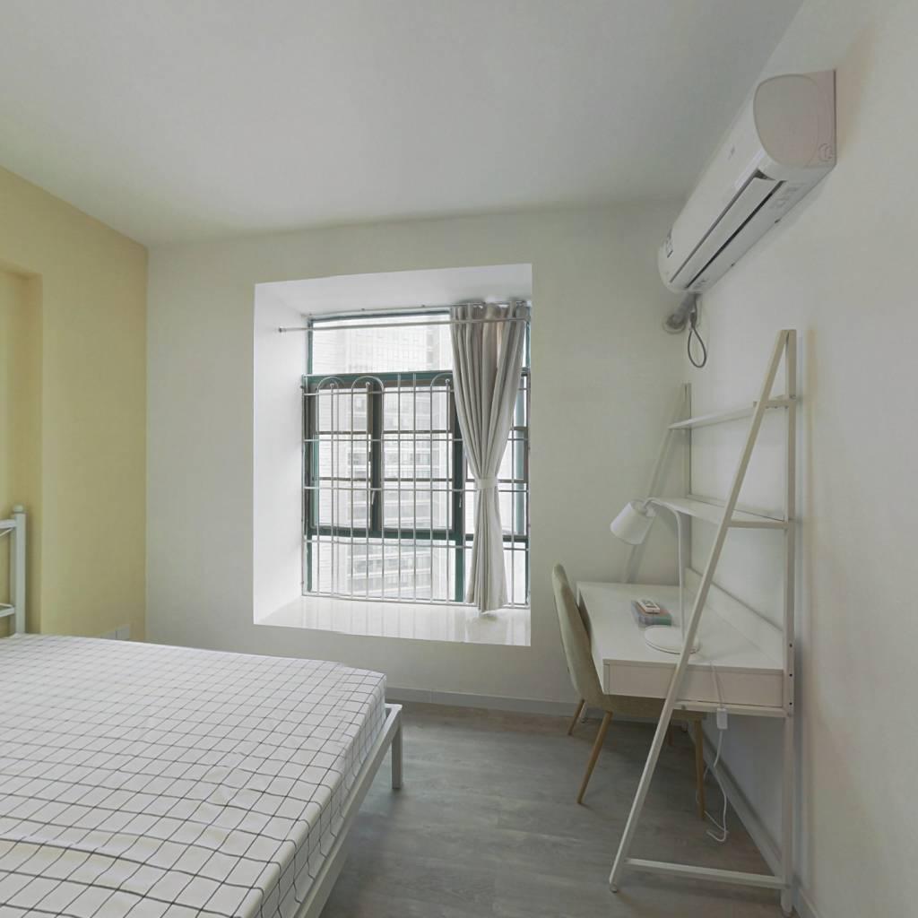 合租·南国花园 4室1厅 南卧室图