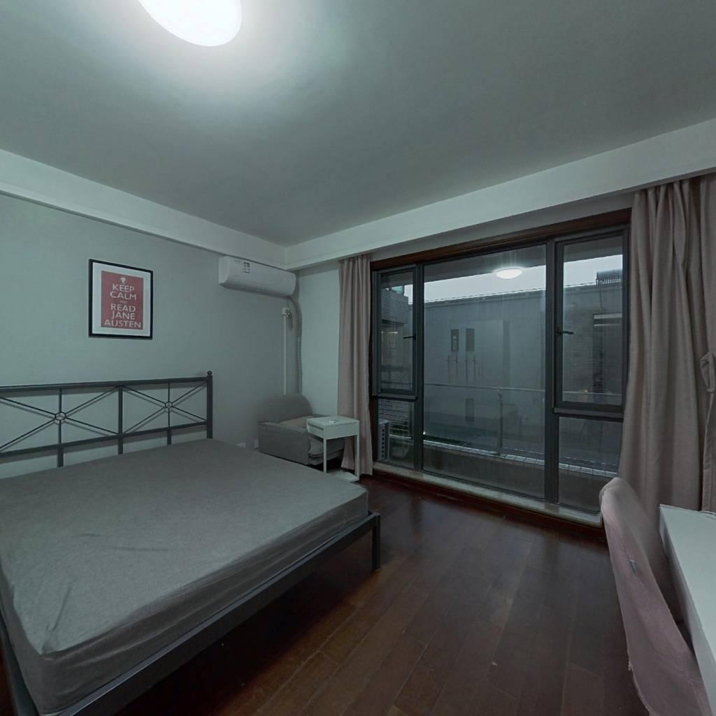 合租·未来域 4室1厅 南卧室图