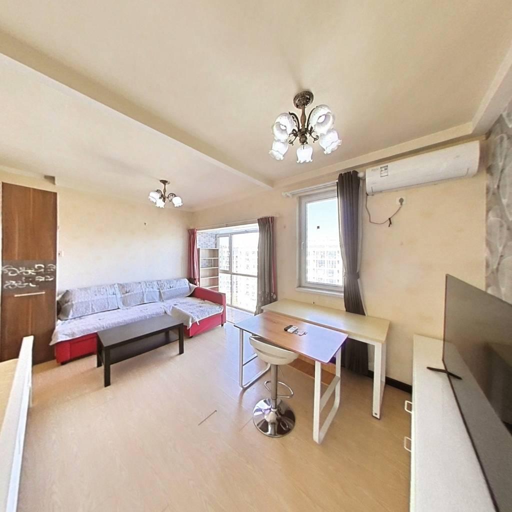 整租·流星花园三区 1室1厅 北卧室图