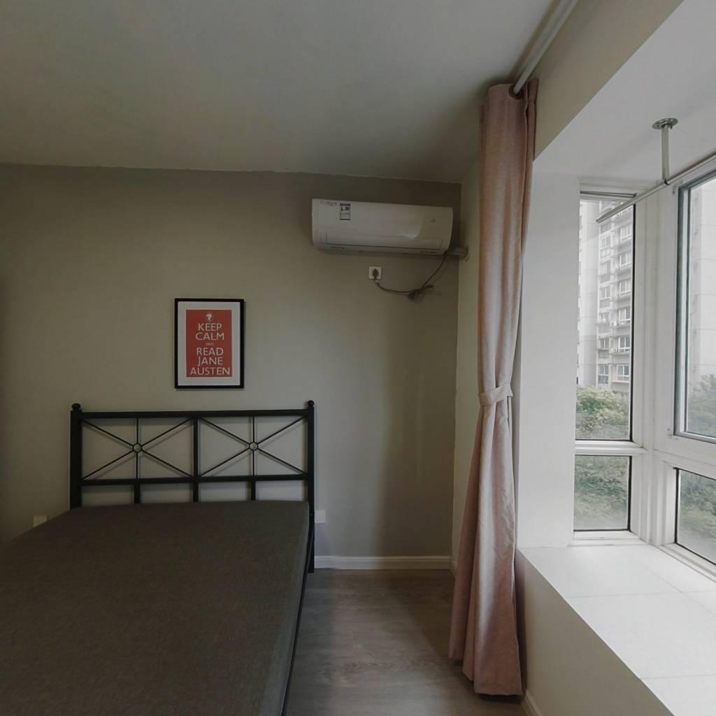 合租·城市名园 3室1厅 南卧室图