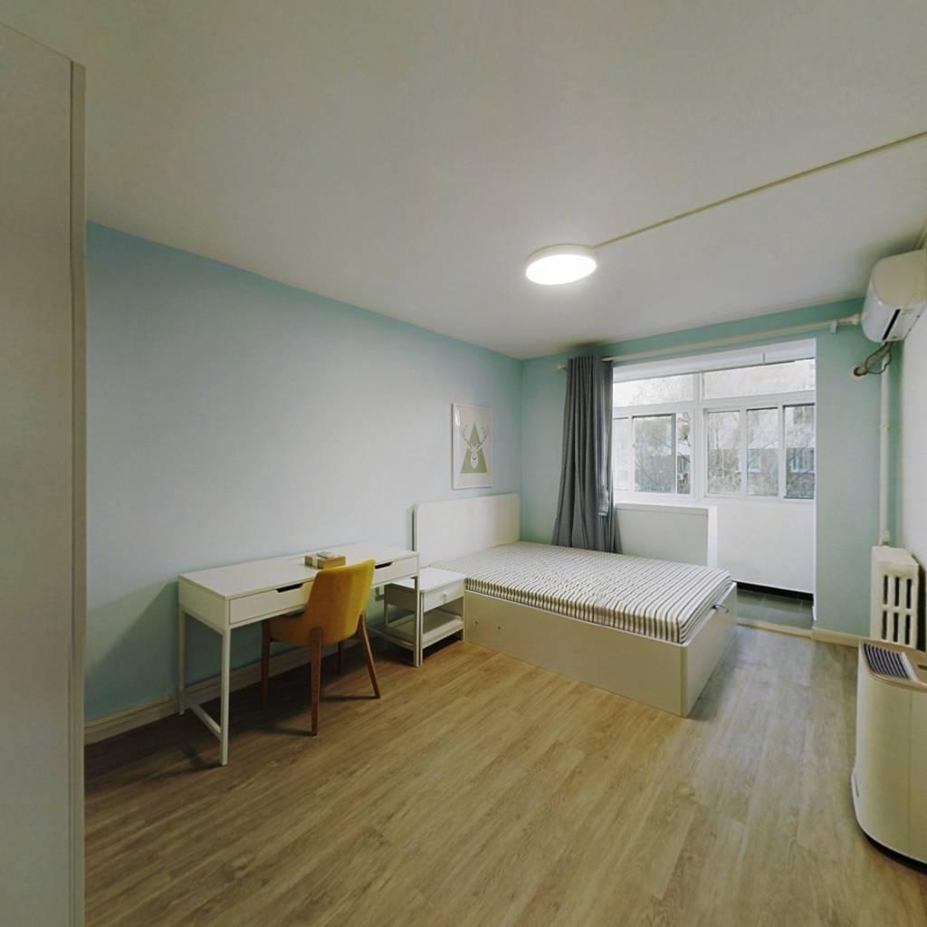 整租·安华西里社区 1室1厅 南北卧室图