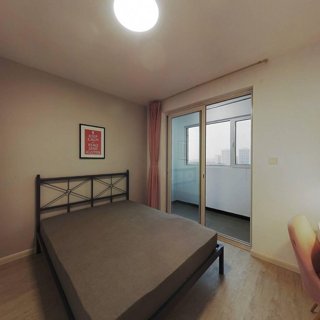 合租·康庄路23号院 4室1厅 东卧室图