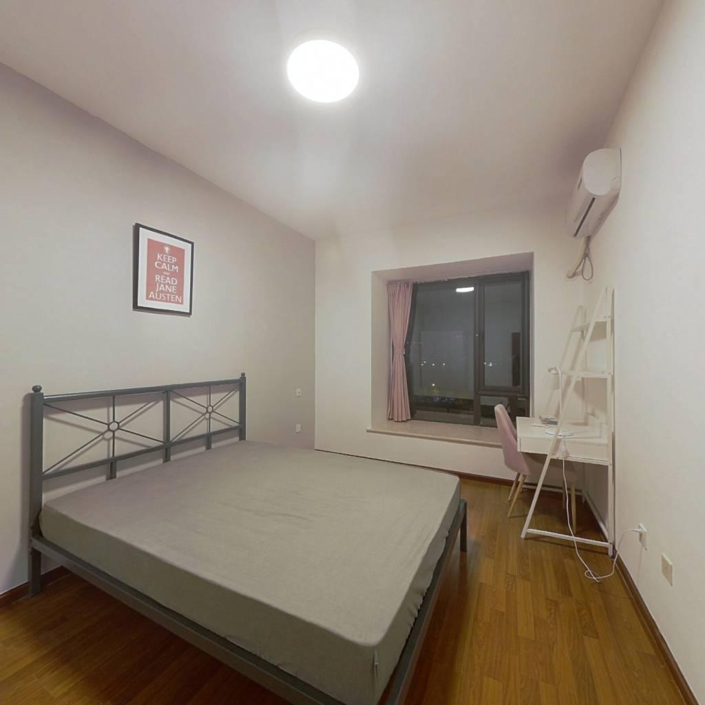合租·礼顿山1号 3室1厅 东卧室图