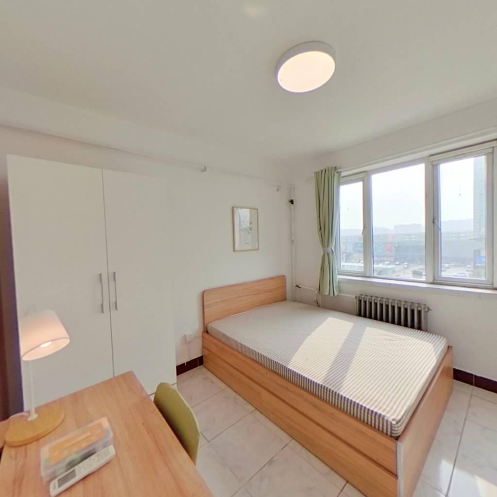 合租·石园东区 3室1厅 北卧室图