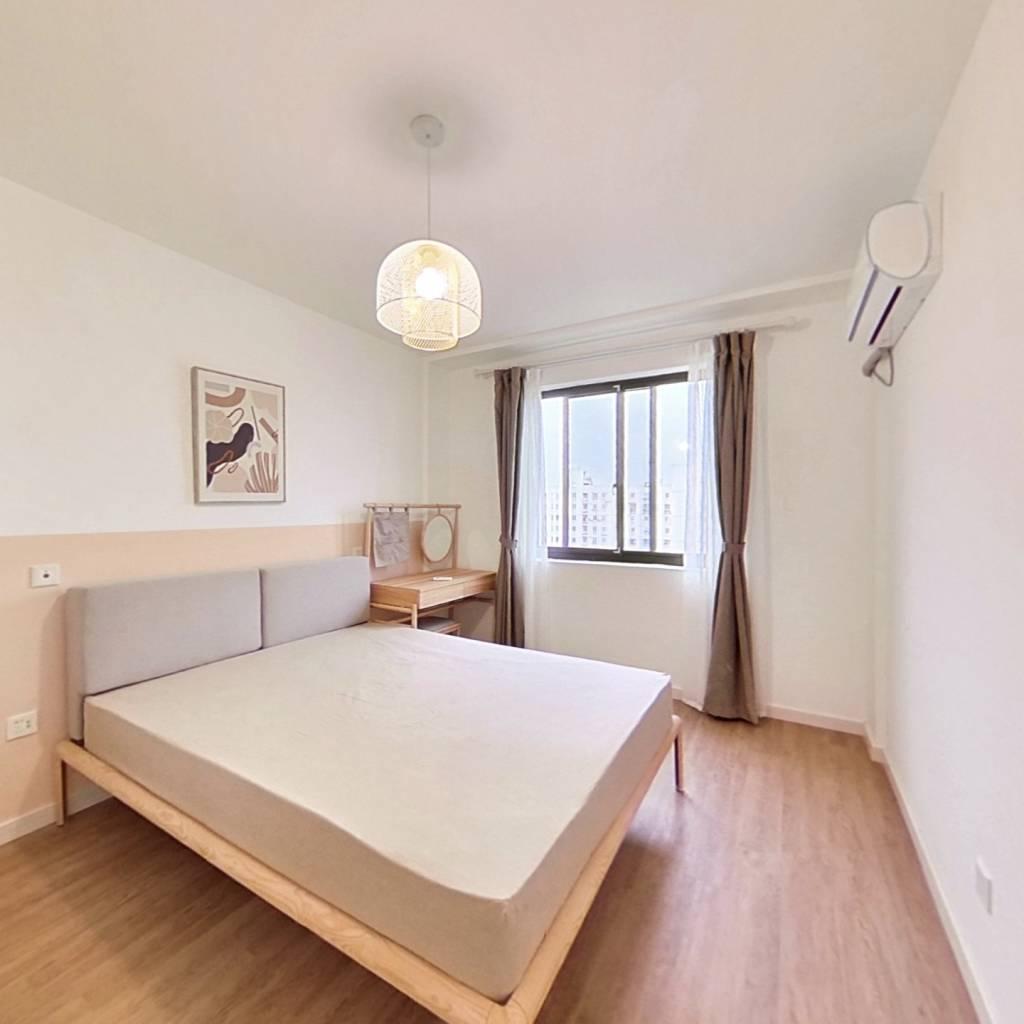 整租·和欣家园 2室1厅 南卧室图