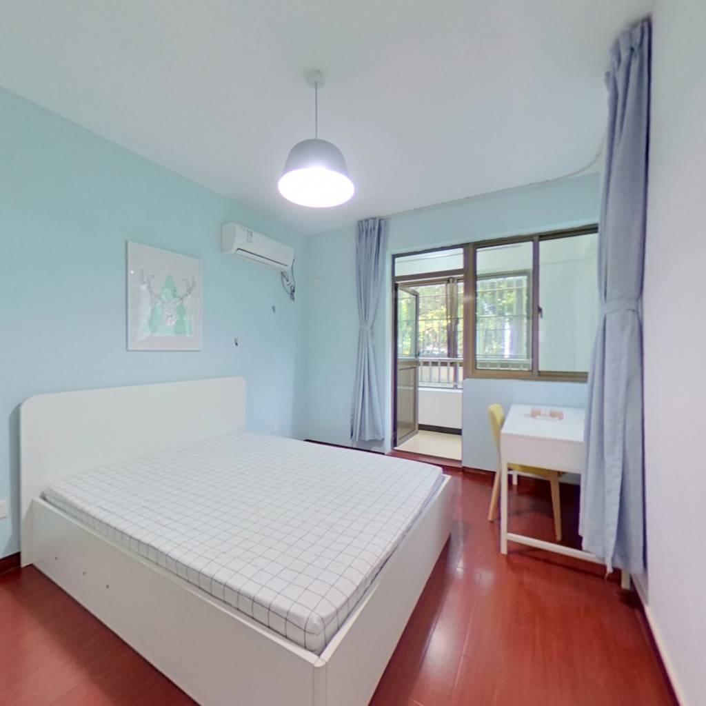 整租·阳光威尼斯(三期) 2室1厅 南卧室图