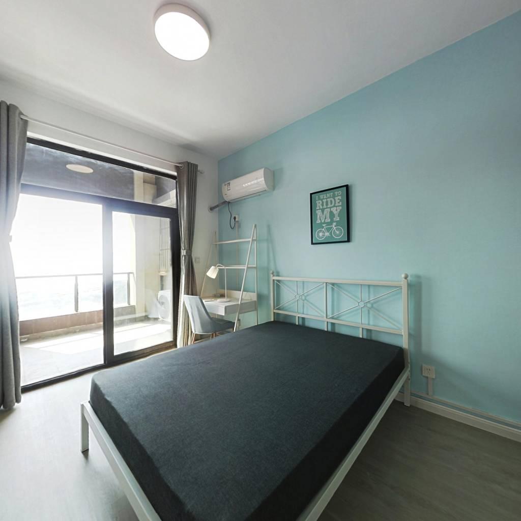 合租·保利东湾 5室1厅 南卧室图