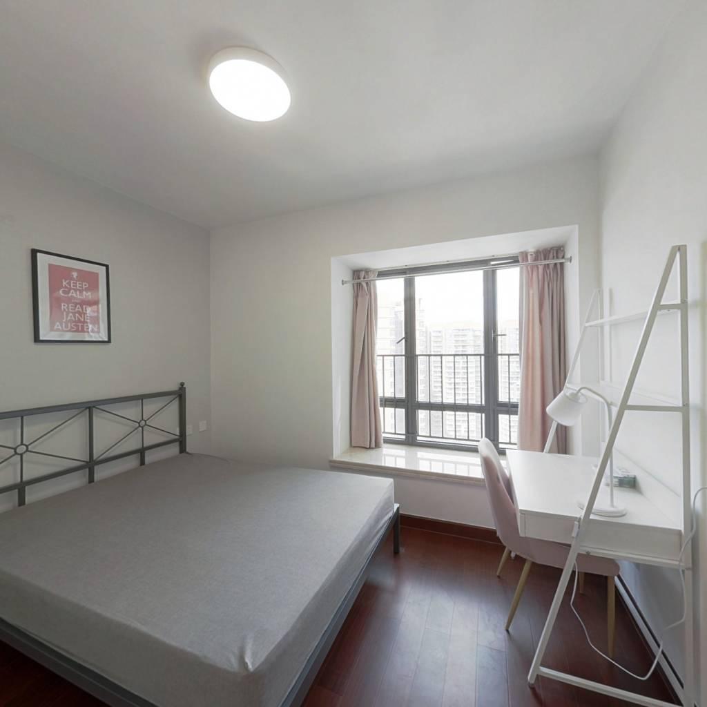 合租·新世界凯粤湾 3室1厅 东卧室图
