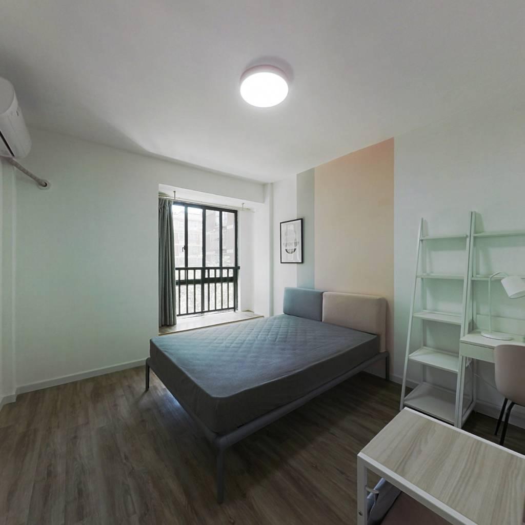 合租·乔中永和苑 4室1厅 南卧室图