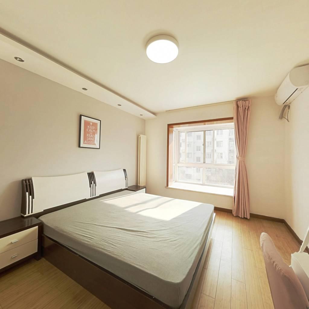 合租·田园风光雅苑 3室1厅 北卧室图