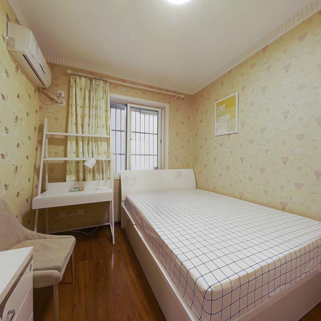 合租·水畔经典 3室1厅 西卧室图