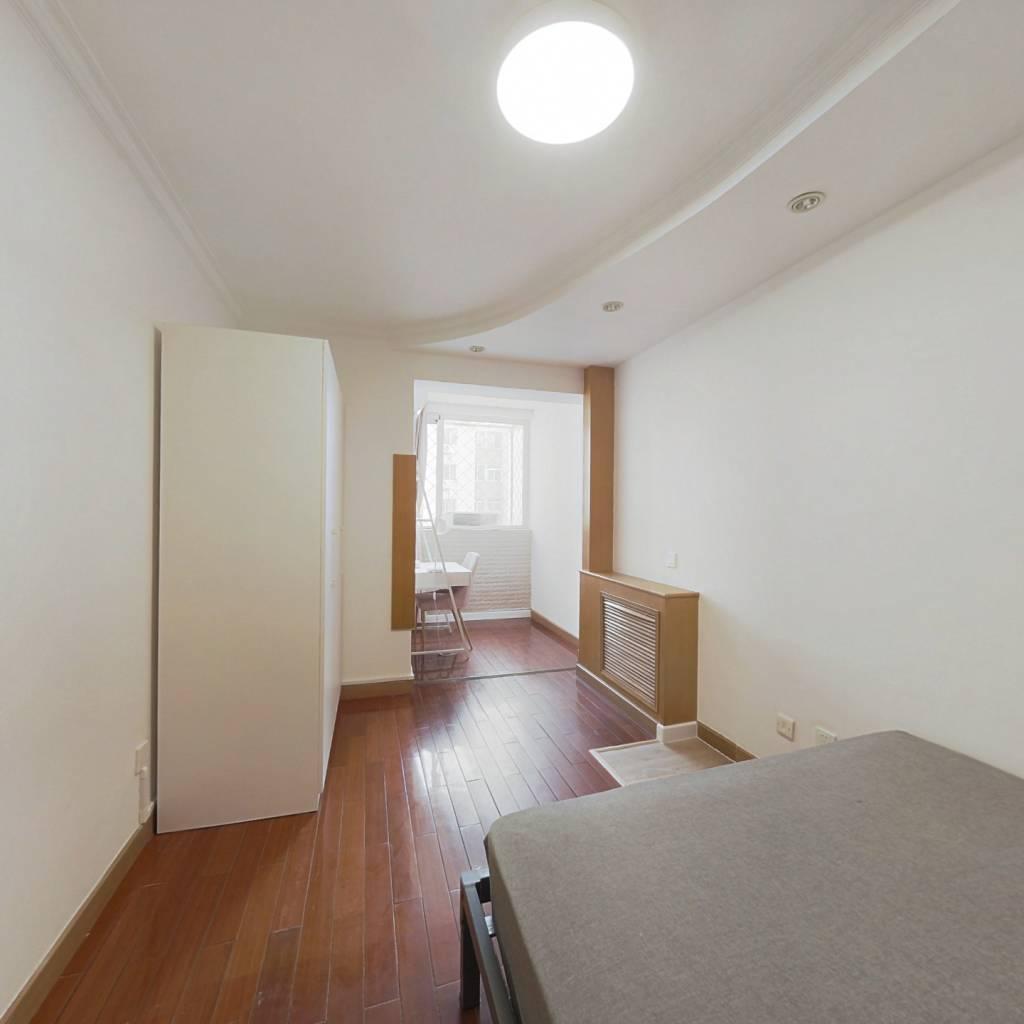 合租·芍药居2号院 3室1厅 南卧室图