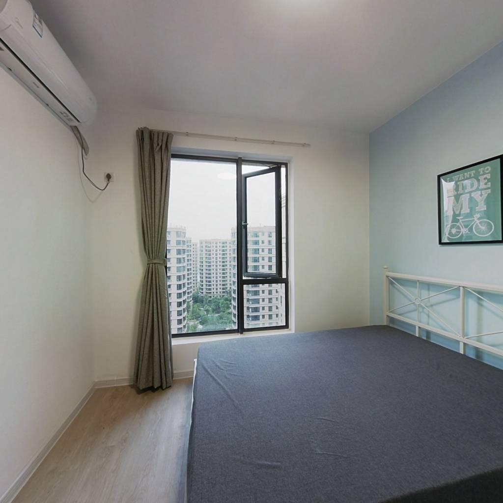 合租·三卫家园南苑 4室1厅 北卧室图