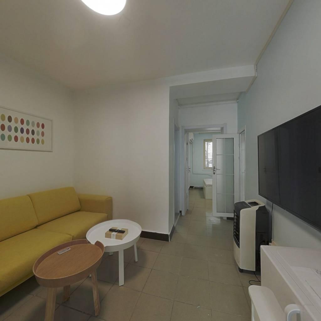 整租·嘉园二里 2室1厅 南北卧室图
