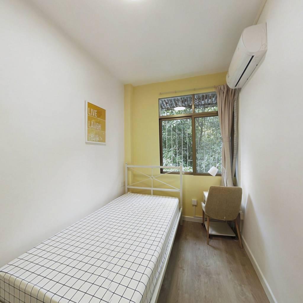 合租·五羊小区 2室1厅 北卧室图