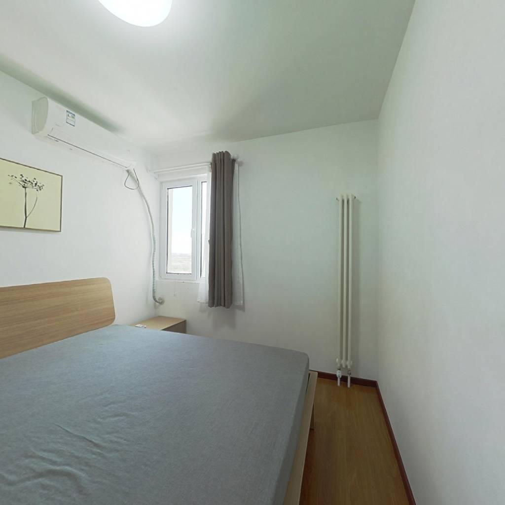 整租·京奥港枫泉花园 1室1厅 南卧室图