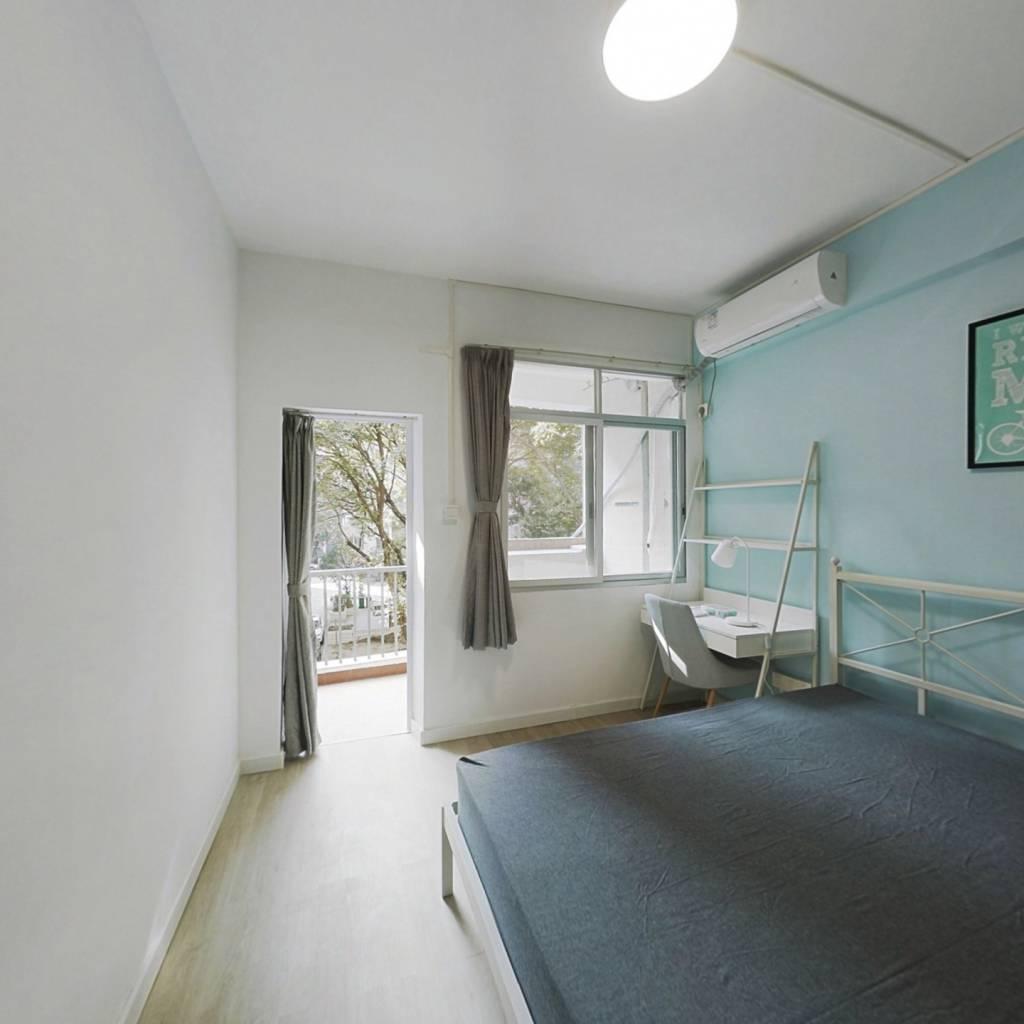 合租·南雅苑体育东横街 3室1厅 南卧室图