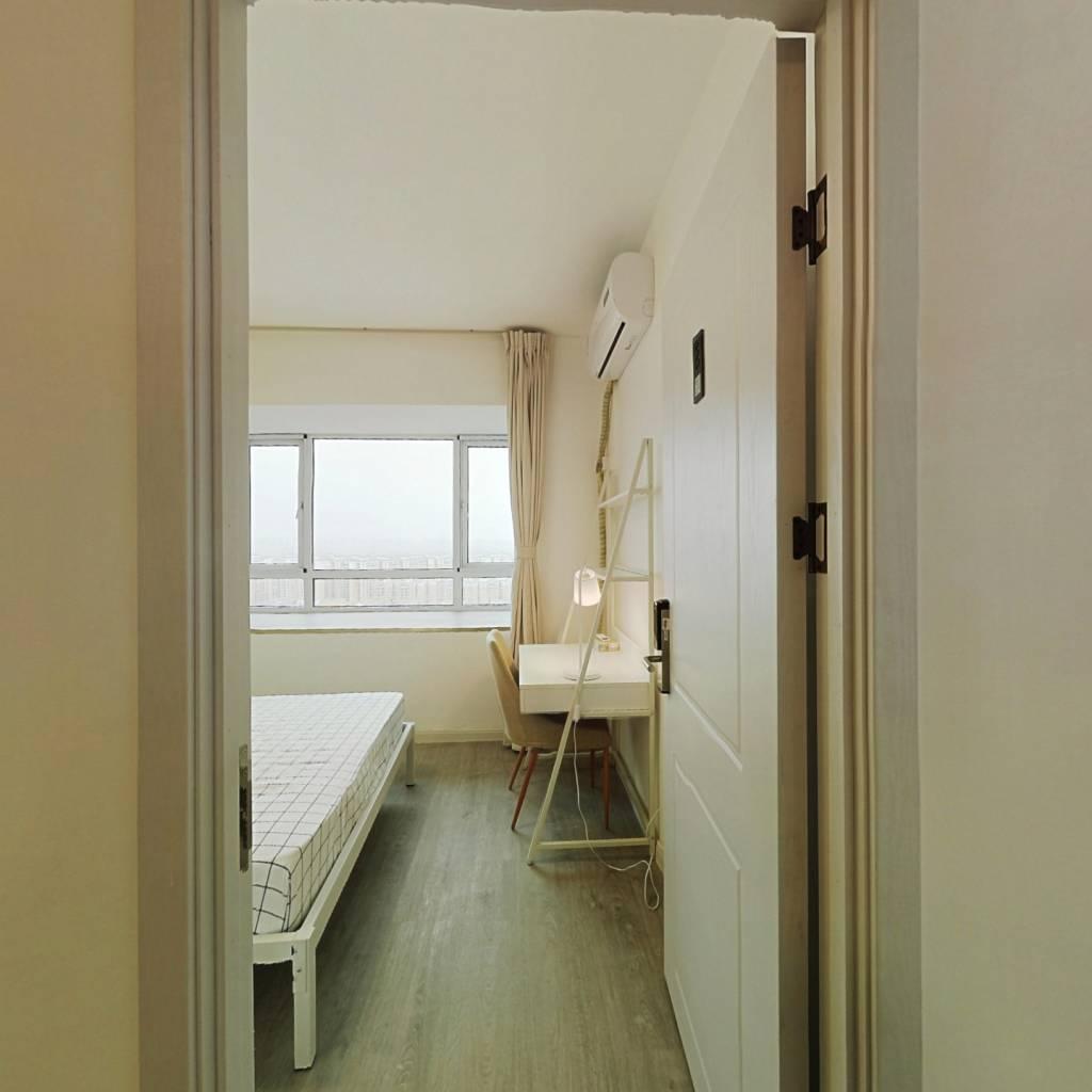 合租·新景鼎南川宇 3室1厅 东卧室图