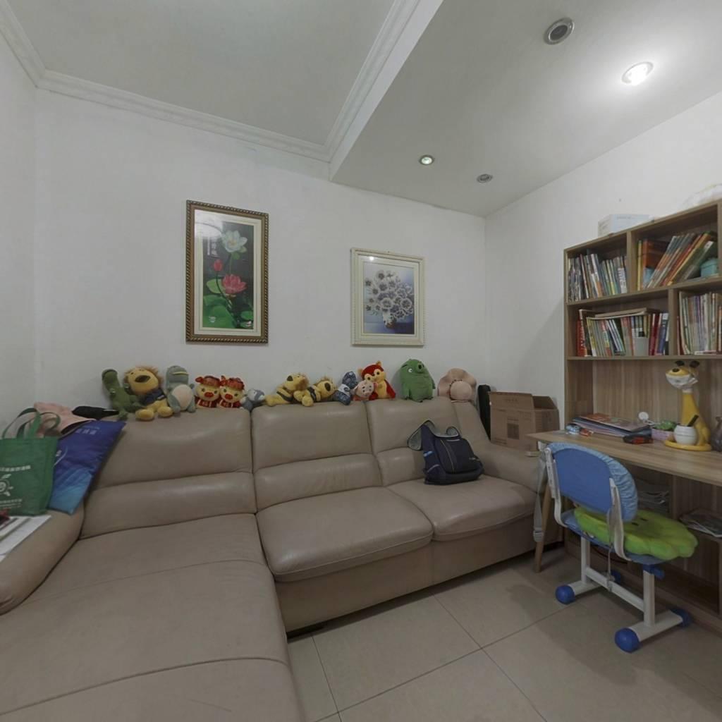 白马涧花园三区 精装修两房 房东自住,保养清爽