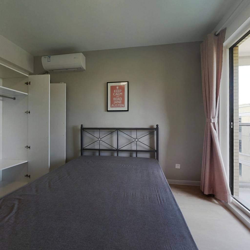 合租·滨江德信东方星城 5室1厅 北卧室图