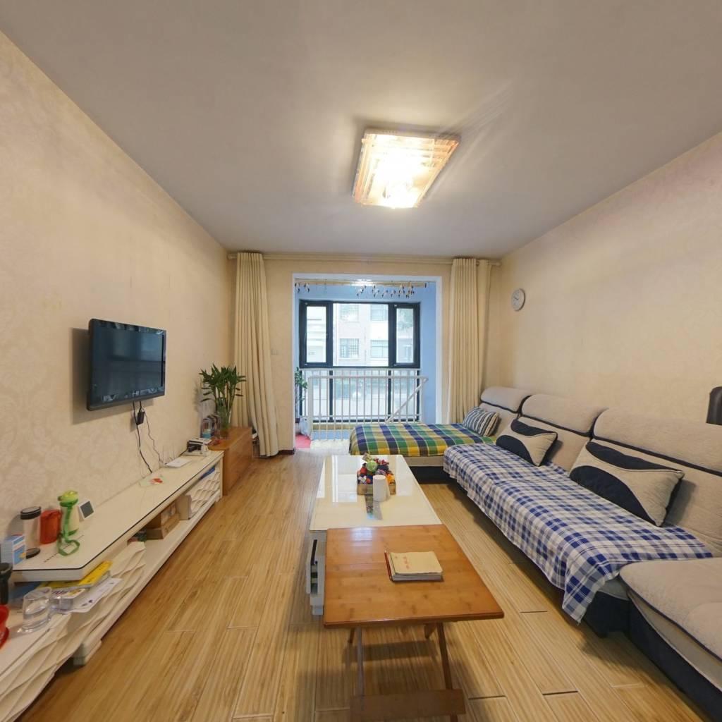 海龙香滨大道一楼带花园三室两厅简装两间下沉式地下室