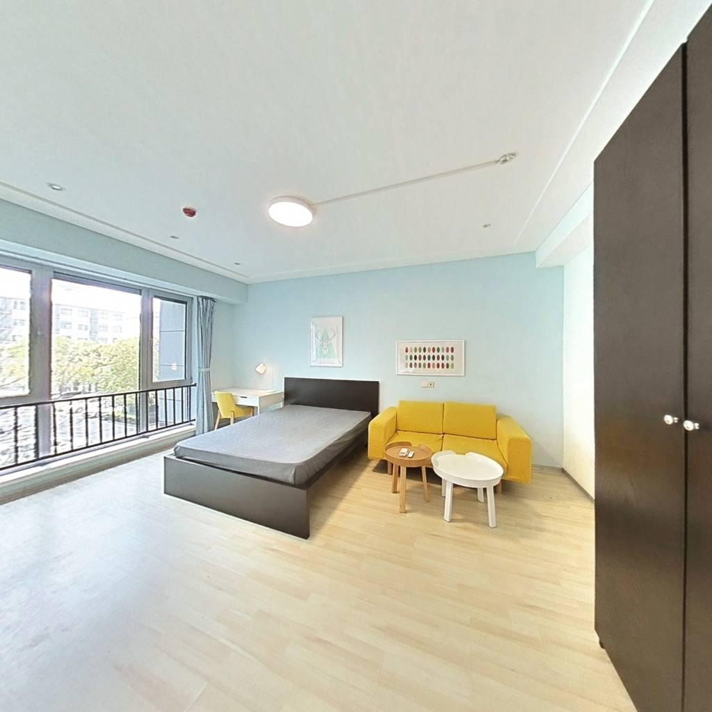 整租·三湘未来海岸 1室1厅 西卧室图