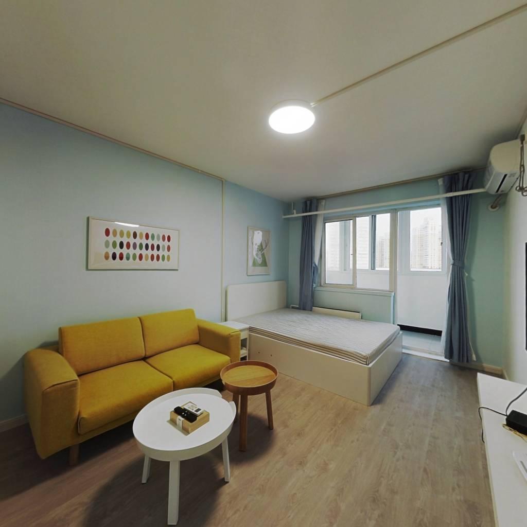 整租·洋橋北里 2室1廳 東臥室圖