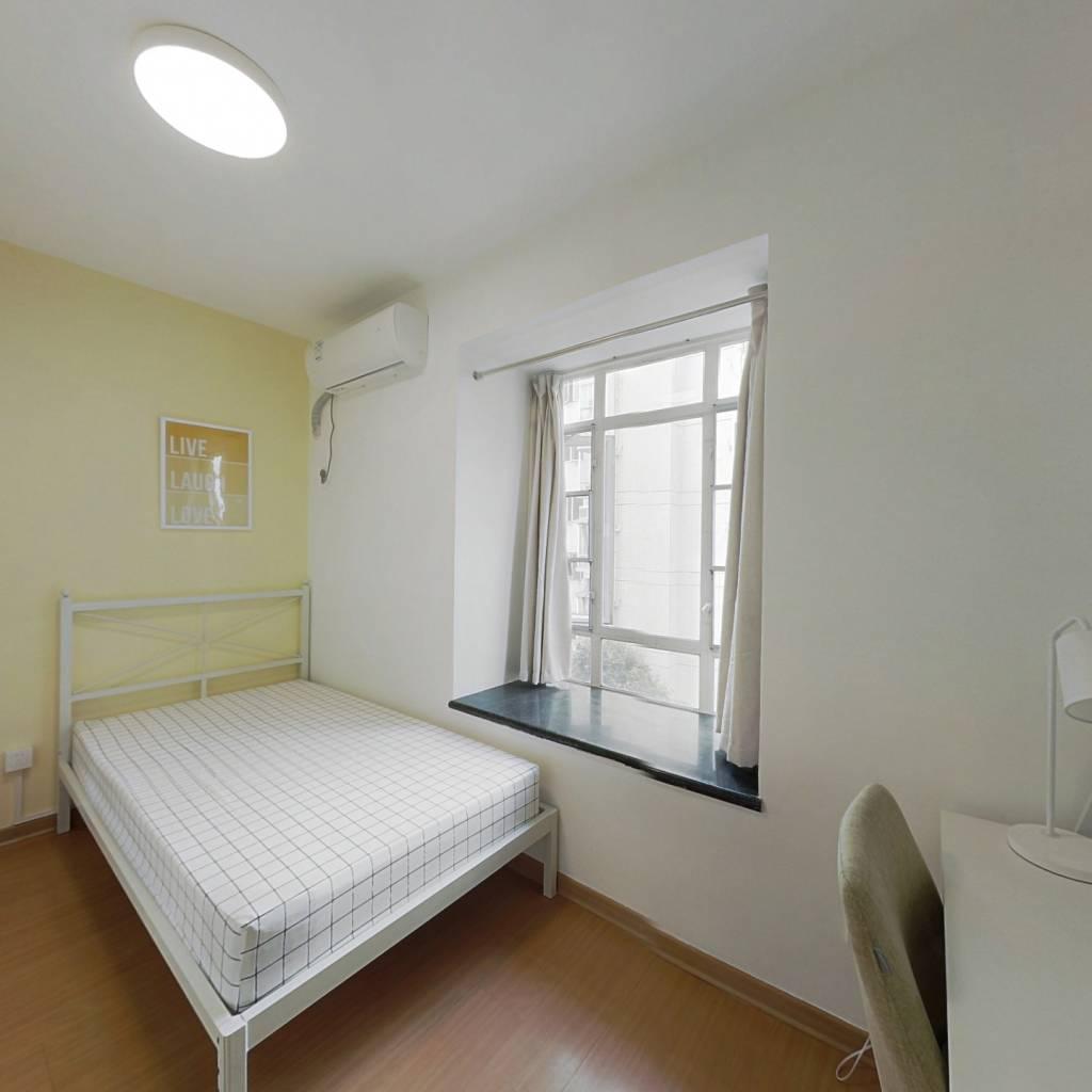 合租·光大花园 3室1厅 北卧室图