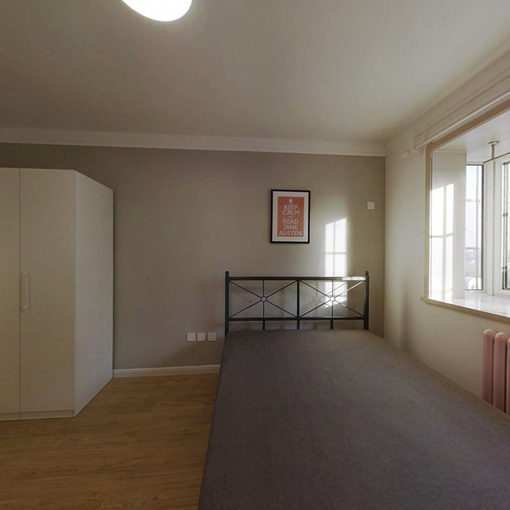 合租·秋瑞家园 3室1厅 南卧室图