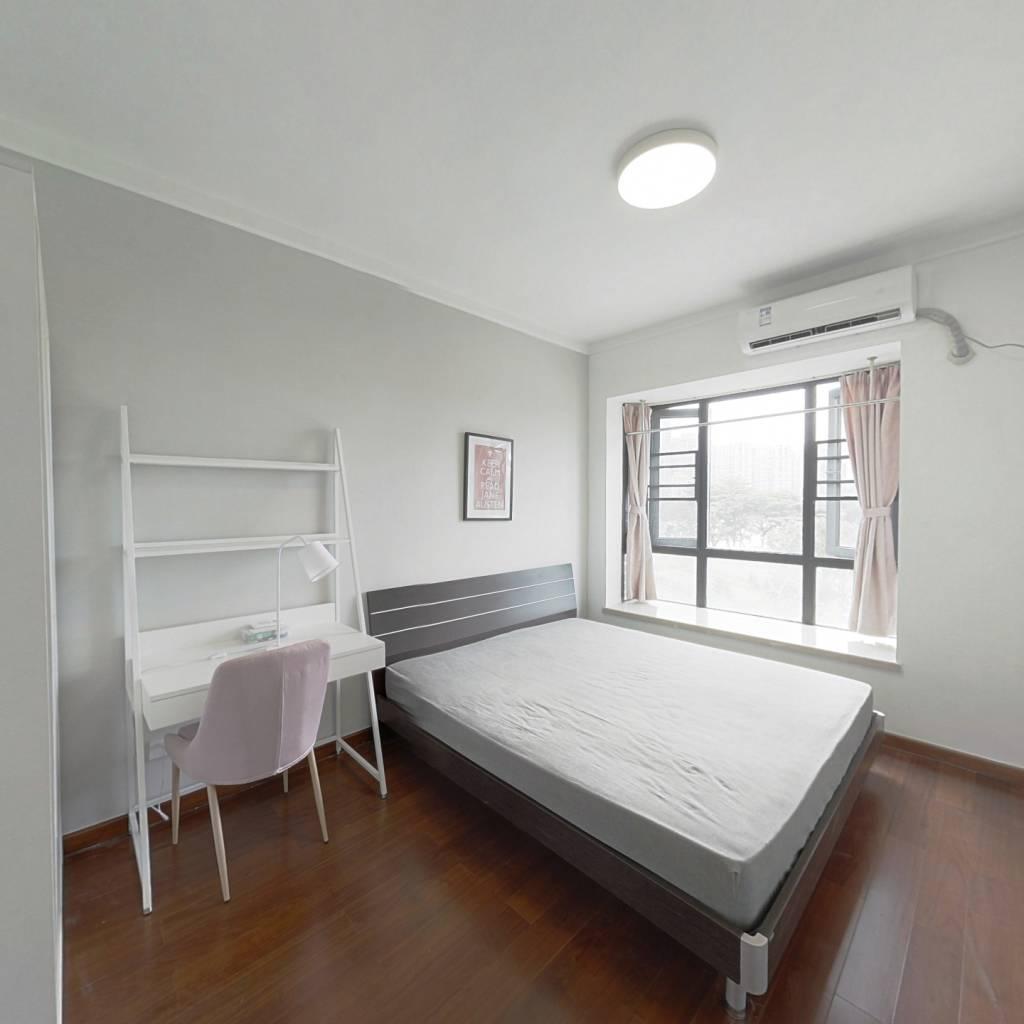 合租·悦江上品苑 4室1厅 北卧室图