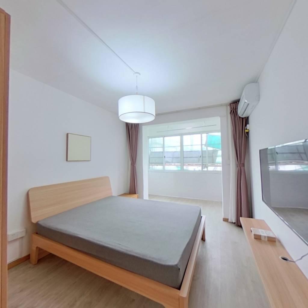 整租·青春坊 2室1厅 南卧室图